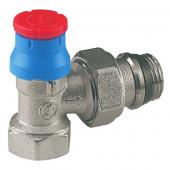 Giacomini R401TG (401X133) - Угловой термостатический клапан