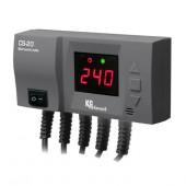KG-Elektronik CS-20 - Автоматика управления вентилятором и насосом