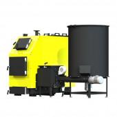 Котел твердотопливный KRONAS BIO-MASTER 150 кВт
