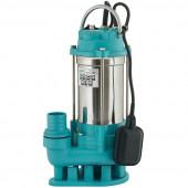 Aquatica WQD10-8-0,55 SF нерж. (0.55кВт Hmax 12м Qmax 242л/мин) - Насос фекальный
