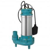 Aquatica WQD 7-12-1.1QGF (773433) - Насос канализационный с ножом (1.1кВт Hmax 15.5м Qmax 300л/мин)