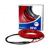 DEVIflex 18T 1005Вт, 54м (140F1410) Двухжильный нагревательный кабель