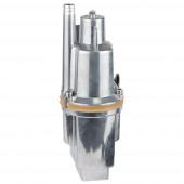 Насос вибрационный WETRON (WVM60) (778382) 0.25кВт H 75м Q 18л / мин Ø100мм 10м кабеля, верхний забор
