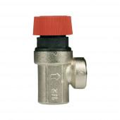 """Мембранный предохранительный клапан 1,5 bar ITAP 368 1/2"""" резьбы BP/BP"""