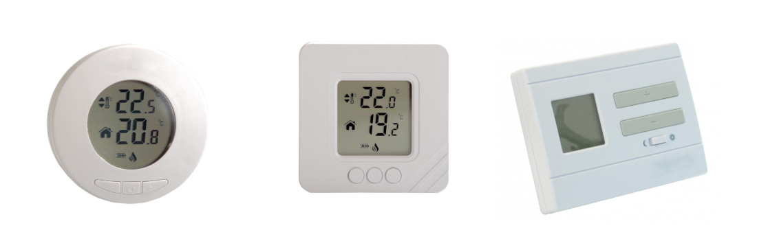 Комнатный термостат электронный