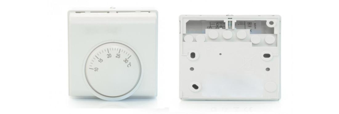 Комнатный термостат механический
